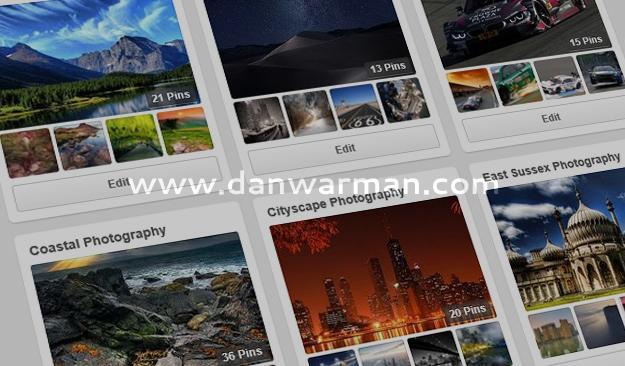 Dan Warman's Pinterest Profile